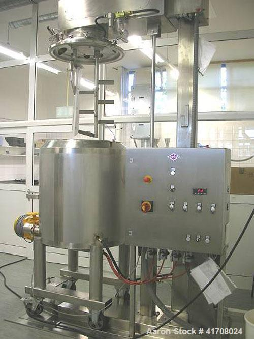 Used-Herbst Type HRV-S 250 Planetary Mixer