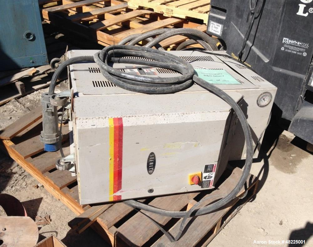 Used- Hockmeyer Planetary Mixer and Press Out System