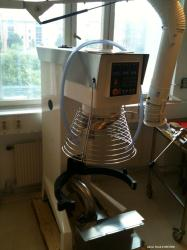 Used- Stainless Steel Bear Planetary Mixer, Model RN 100 E