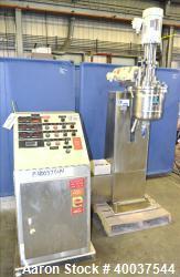 Used- Stainless Steel Ross Turbo Emulsifier, Model TE.3-10