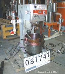 Used: Dito Dean Vertical Planetary Mixer, model EM80, 84 quart capacity.