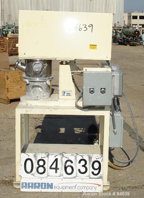 USED: Ross planetary Powermix, model PD-2. Mixing capacity of 1 quart to 1.5 gallon, total capacity of 2 gallons. 304 stainl...