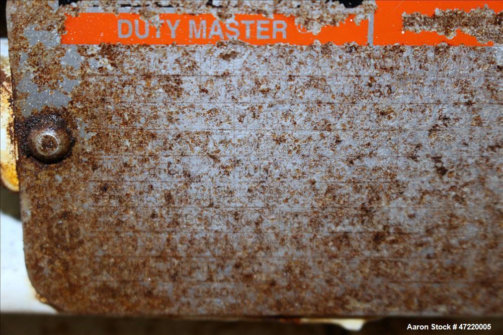 Used- Ross Dual Shaft Mixer. Model FDA 1000, 1000 Gallon Working Capacity, 316 S
