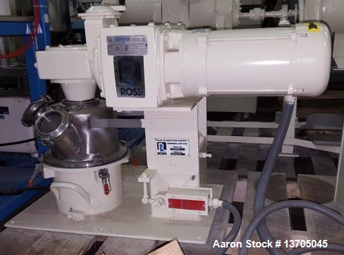 Used- Ross Vacuum Double Planetary Mixer, Model LDM-1
