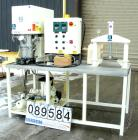 USED: Ross planetary Powermix, model PD/DS-2, 304 stainless steel. 1-1/2 gallon working capacity, 2 total. 9-5/8