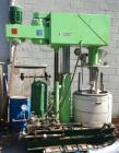 Used-40 Gallon Ross Model PVM-40 Versamix, triple shaft design