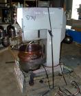 Used: Dito Dean Vertical Planetary Mixer, model EM80, 84 quart capacity.