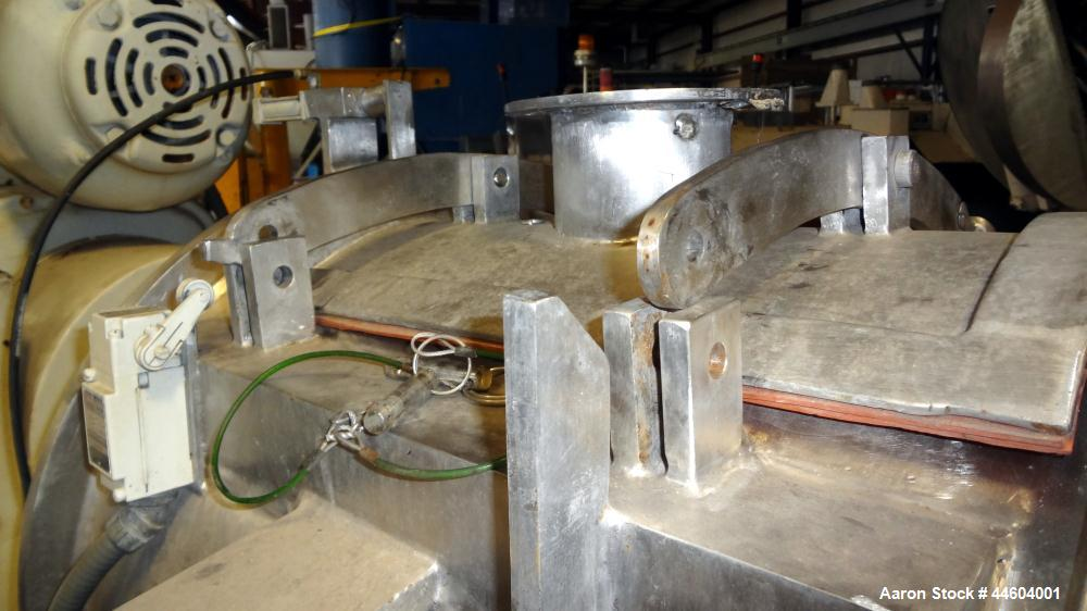Used- Stainless Steel J.H. Day Turbulent Mixer