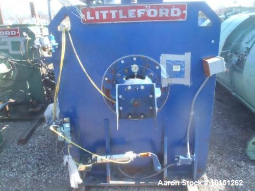 Used- Littleford Plow Mixer Model FKM4200D.