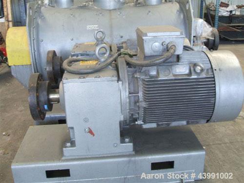 Used-Lodige FKM 2000 D 4MZ Plow Mixer