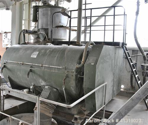 Used-MIT Hot and Cold Mixer Combo