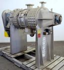 Unused- Stainless Steel Aaron Process Equipment Plow Mixer.