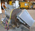 Used- Stainless Steel Littleford Plow Mixer, Model FKM-600
