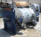Used-Littleford Mixer, Model FKM2000E.2000 Liter working capacity