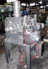 Used- Littleford Batch Type Plow Mixer, model FM130-D, stainless steel. 3 cubic feet working capacity, 4.6 total. Jacketed c...