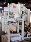 Used- Littleford Batch Type Plow Mixer, Model FM130D, 304 Stainless Steel. 3 cubic feet working capacity, 4.6 total. Interna...