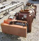 USED: Littleford continuous mixer, model KM-600-D. 25 hp, 1775 rpmdrive motor with Falk shaft mount speed reducer, model 221...