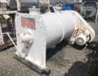Used- Stainless Steel Lodige Plow Mixer, Type FKM1200D. 29.6 Cubic feet working