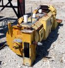 Used- Stainless Steel Lodige Continuous Plow Mixer, Model KM600D