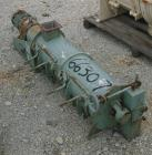 Used- Stainless Steel Lodige Continuous Ploughshare Plow Mixer, Model KM 70D
