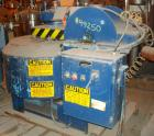 USED: Beardsley and Piper tilt head roto-can mixer Model RC-50. Stainless steel. Non-jacketed pan 30