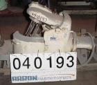Used- J.H. Day Single Motion Pony Mixer, Model 0A. 304 Stainless steel contact area. 3 gallon working capacity. (4) Agitator...