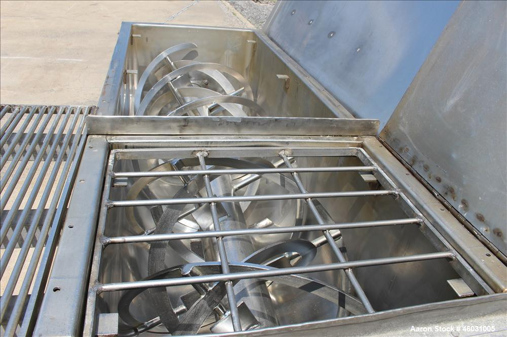 Used- Ribbon Blender