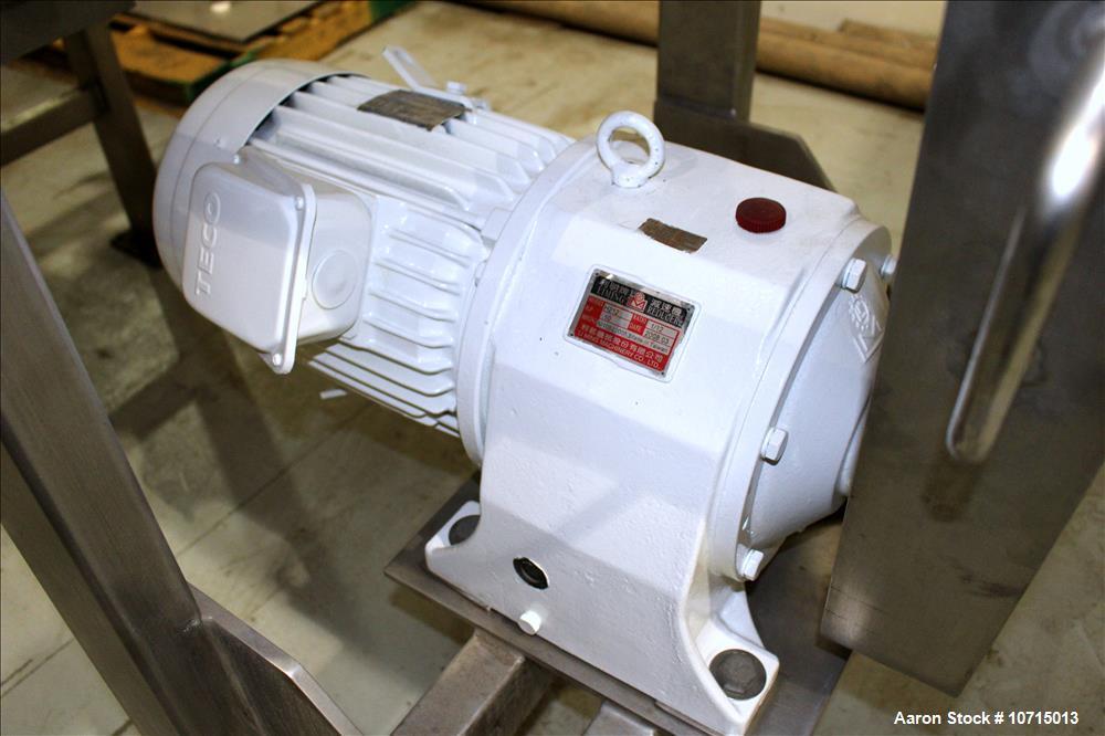 NEW- Paul O Abbe Model IMB-25. 25 Cubic Foot Ribbon Blender.