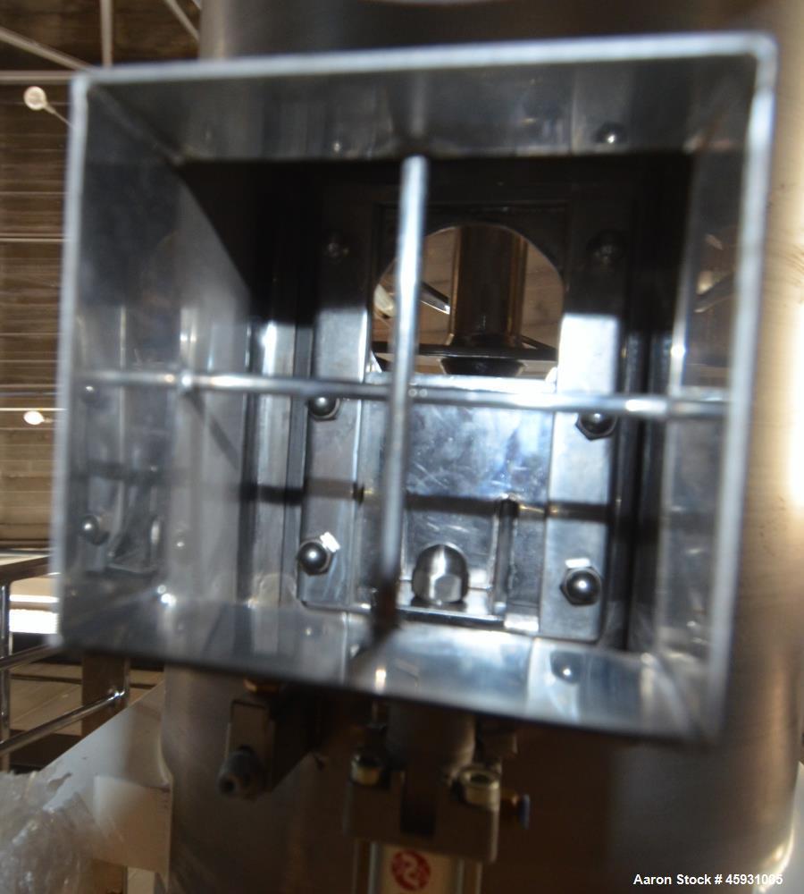 Unused- Aaron Process Double Spiral Ribbon Blender, Model IMB5