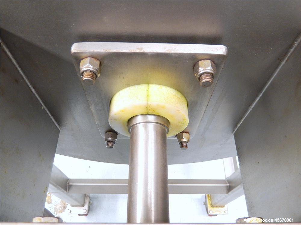 Used-Custom Metalcrafts Double Spiral Ribbon Blender