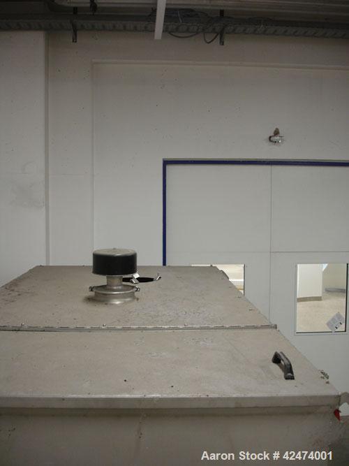 Used-Emde Industrietechnik Ribbon Blender/Mixer, type DSM 2000