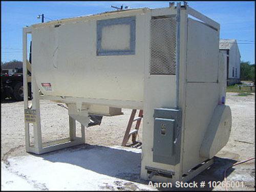 Used- H.C. Davis Sons Manufacturing Co Inc Super Duty 30 ribbon mixer - 115 cubic feet, model SD30, maximum capactiy 8000 lb...