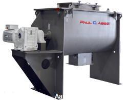 New- Paul O. Abbe Model RB-65 Ribbon Blender.