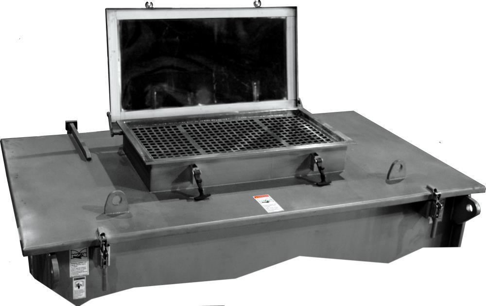 New- Paul O. Abbe Model RB-135 Ribbon Blender.