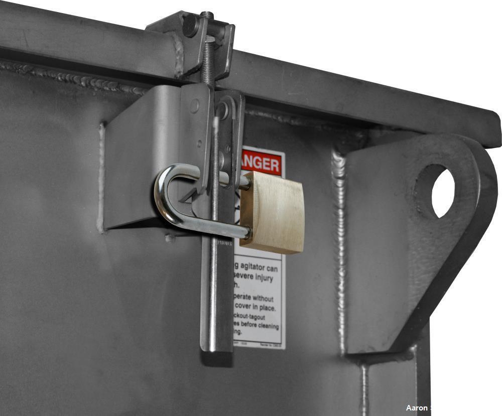 New- Paul O. Abbe Model RB-165 Ribbon Blender.