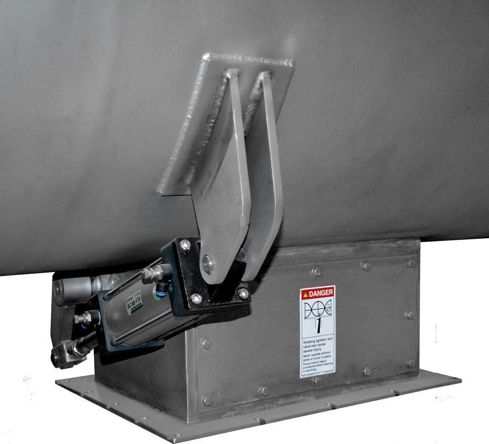 New- Paul O. Abbe, Model RB-35 Ribbon Blender.
