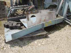 Used- Carbon Steel Readco Double Spiral Ribbon Blender, 96 Cubic Feet Working Ca