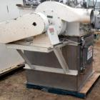 Used- Stainless Steel Pillsbury Ribbon Blender, Model 110, Approximate 110 Cubic