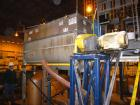 Used-Ribbon Blender, Approximately  80 Cubic Feet, Stainless Steel, Double Ribbon.  4