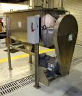 New- Paul O. Abbe Model IMB-35. 35 Cubic Foot working capacity Ribbon Blender.