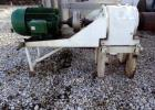 Used- American Process Ribbon Blender, Model DRB-120. 120 cu. ft., stainless steel construction, approximately 44