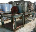 Used- Cleveland Ribbon Blender, 180 Cubic Foot Capacity, Carbon Steel. 54