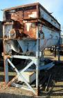 Used- Carbon Steel Readco Double Spiral Ribbon Blender, 144 Cubic Feet Working C