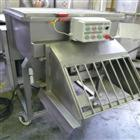 Unused-Scansteel Twin Shaft Ribbon Mixer, stainless steel. Double ribbon with paddles, 14 cubic feet (400 liter) capacity, w...