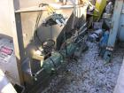 Used- Scott Equipment Ribbon Blender, Model GHMA6613, 300 Cubic Feet, 304 Stainless Steel. Non-jacketed trough 66