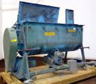 Used- Strong-Scott Double Spiral Ribbon Blender, Model IMH-60, 60 Cubic Feet Maximum Working Capacity, 20 Minimum, Carbon St...