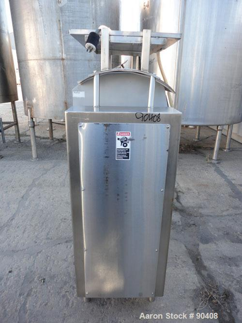 Used- Stainless Steel Magna High Speed Single Arm Mixer, Model 50H-4C1