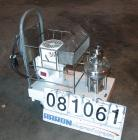 USED:Tri Clover Tri Blender, model F3218, 316 stainless steel.Approx 10