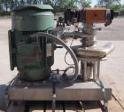 Used- Tri-Clover Tri-Blender, Model F4329, 316 Stainless Steel. Approximate 9 1/2