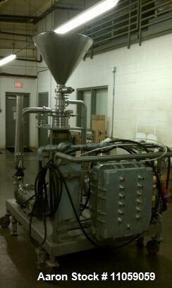 Used- Tri Clover TriBlender System. Model# FC4329MD-1945-36